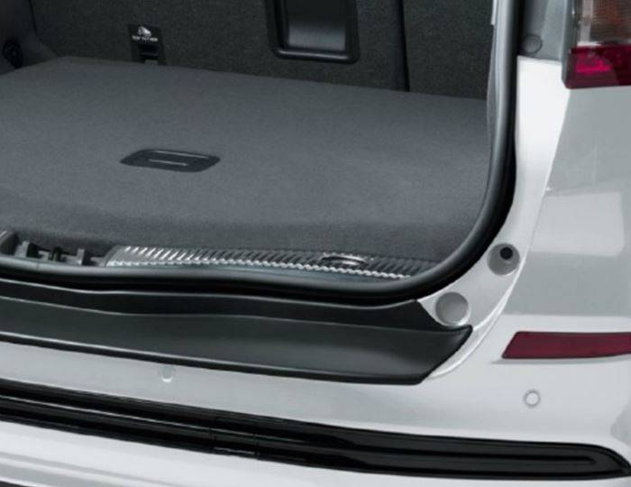 Genuine-Ford-Fiesta-2017>-ClimAir®*-Rear-Bumper-Protector---Grey---2122070 1