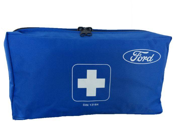 Genuine-Ford-Fiesta-2017>-Genuine-Ford-Blue-First-Aid-Kit---1882990 1
