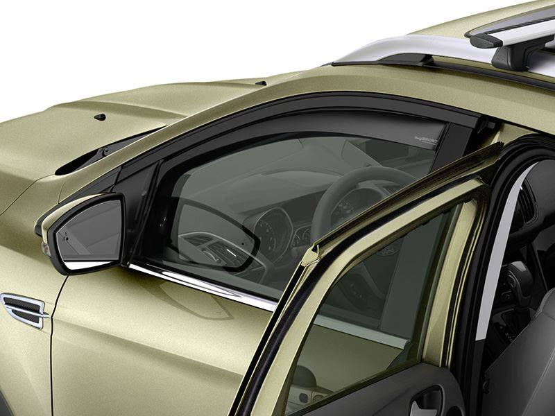 Genuine-Ford-Kuga-Window-Deflectors-in-Light-Grey---From-11-2012-(1815028) 1