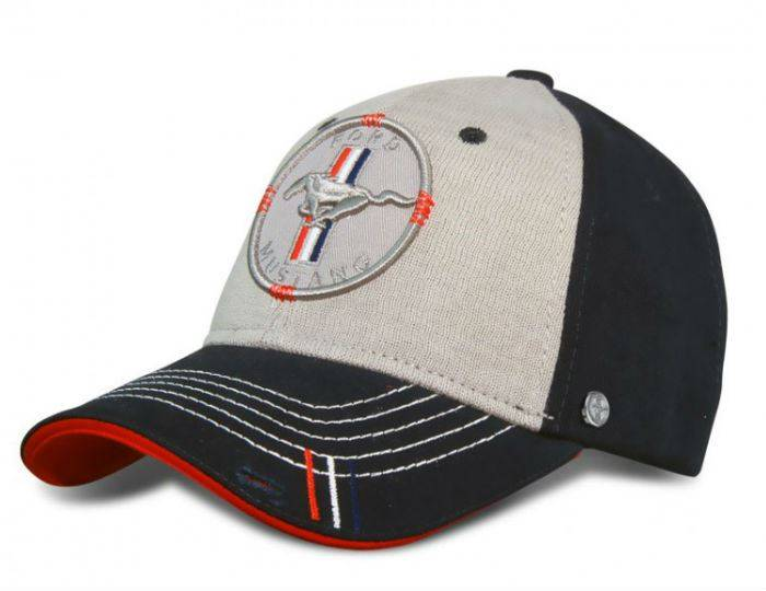 Genuine-Ford-Mustang-Baseball-Cap--Used-Style--35021255 1