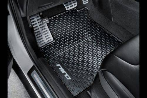 Genuine-Kia-Niro-2016>-Front-&-Rear-All-Weather-Rubber-Car-Mats---G5131ADE10 1
