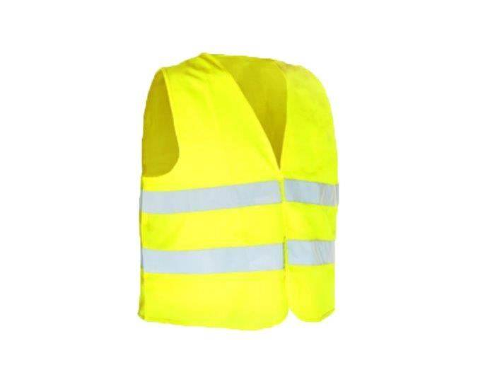 Genuine-Kia-Niro-2016>-Yellow-Hi-Viz---Safety-Vest---66941ADE00 1