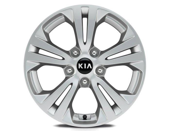 Genuine-Kia-Sportage-2016>--Alloy-Wheel-Kit-16--5-x-2-Spoke-Design-52910F1100PAC 1