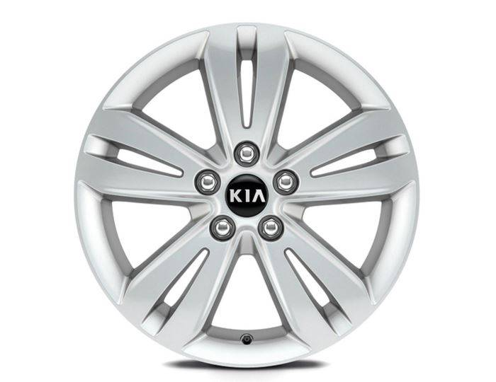 Genuine-Kia-Sportage-2016>--Alloy-Wheel-Kit-17--5-x-2-Spoke-Design-52910F1200PAC 1