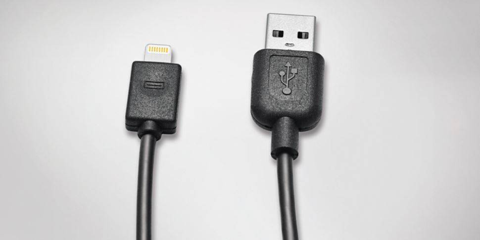 Genuine-Kia-Sportage-2016>-Cable---USB-to-Lightning™-connector---P862000100 1