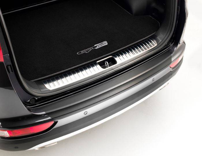 Genuine-Kia-Sportage-2016>-Stainless-Steel-Trunk-Sill-Protector---F1274ADE10ST 1