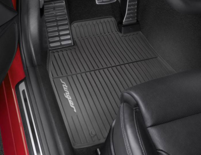 Genuine-Kia-Stinger-GT-2018->--Rubber---All-Weather-Mats,-RHD-Only-J5131ADE10 1