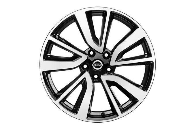 Nissan-Qashqai-(2014--2017)-Accessory-19''-Alloy-Wheel-D03004ES3A 1