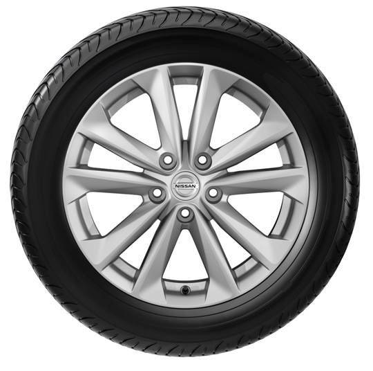 Nissan-Qashqai-2014-Onwards-Accessory-17''-Alloy-Wheel-With-TPMS-D0C004EA1B 1