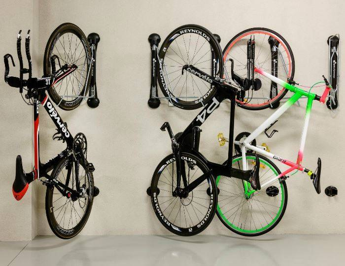 Steadyrack-Bike-Cycle-Storage-Rack-System-Wall-Mounted-Fold-Away-Bracket 1
