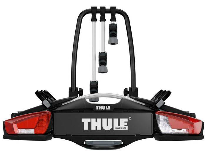 Thule-Velo-Compact-927-3-Bike-Cycle-Carrier-TowBar----TowBall-Mount-Tiltable-Locking 1