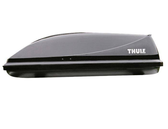 Thule-Ocean-80-Car-Roof-Top-Box-320-Litre-Gloss-Black-Rear-Opening 1
