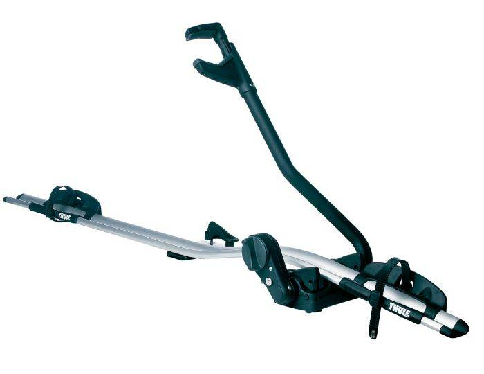 Set-of-4-Thule-ProRide-591-Cycle-Carrier---Bike-Carrier-Roof-Mounted-20kg 5