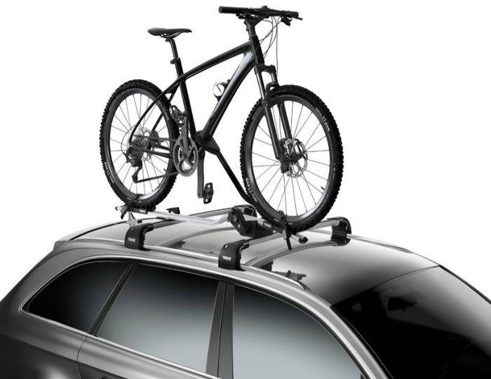 Thule-ProRide-598-Silver-Roof-Mount-Cycle---Bike-Carrier-20KG 4