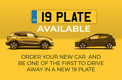The Best Time to Buy Your 19 Plate