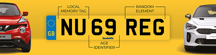 New 69 Plates Are Out! How Do Car Regs Work?