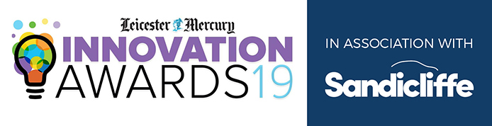 Sandicliffe Sponsors Leicester Innovation Awards 2019