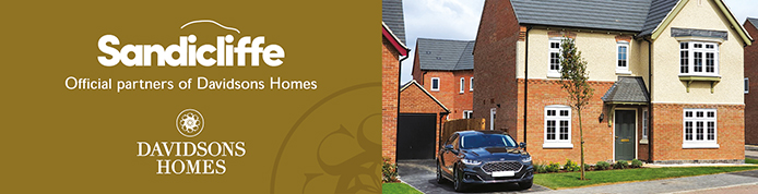 Sandicliffe Partners With Davidsons Homes