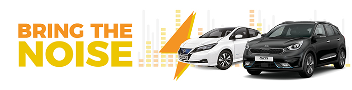 Electric Vehicles Must Make Noise