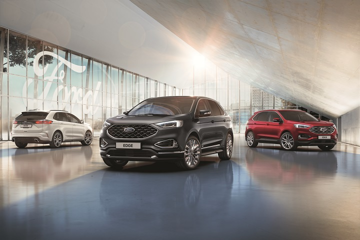 Ford Edge 2019 Showroom