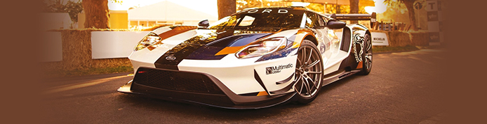 Just In: $1.2 million Ford GT MK II Unveiled