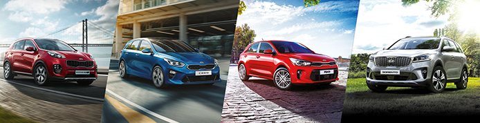 Kia Hits Another Record in April