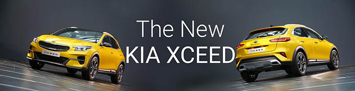 All-New Kia XCeed Available to Order Now