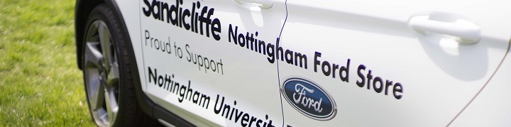 Sandicliffe Ford Gets Active at Notts Triathlon 2019