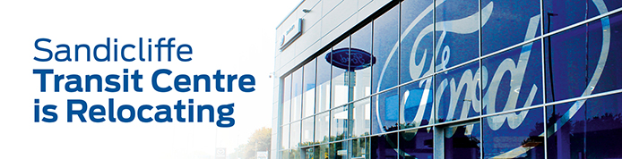 Your Local Ford Transit Centre Nottingham Is Moving