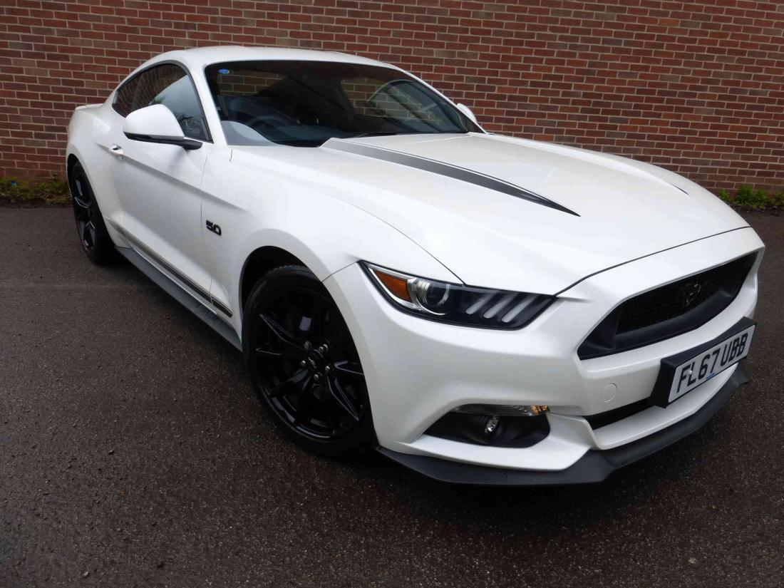 Used Ford Mustangs Near Me