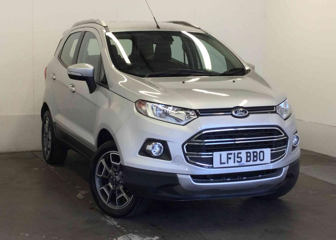 Used Ford Ecosport For Sale Only 8 189 00
