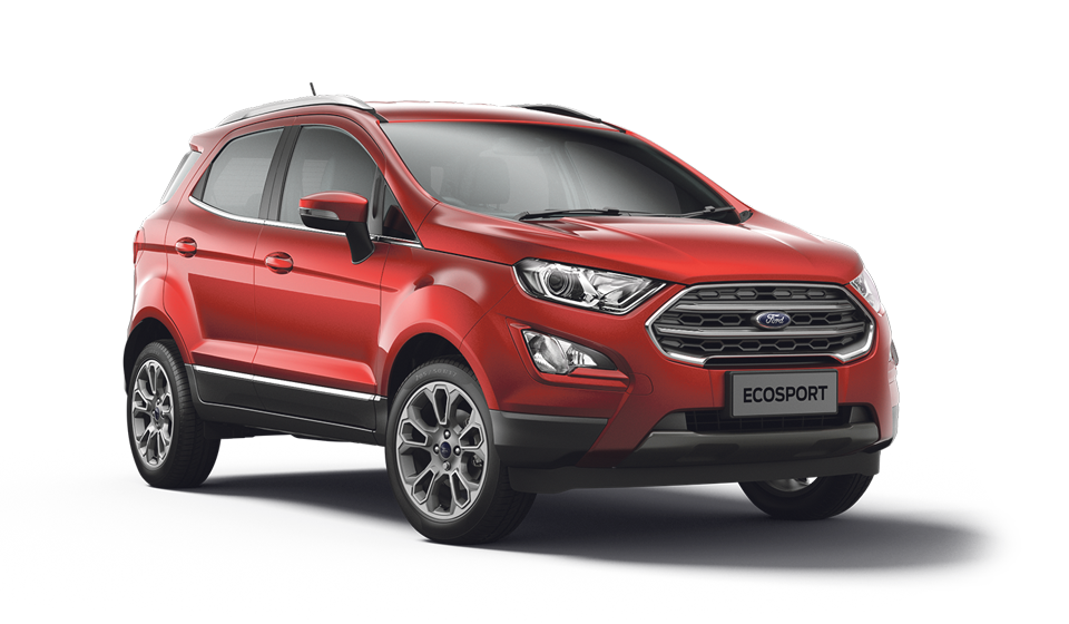 New Ford Ecosport Cars For Sale In East Midlands