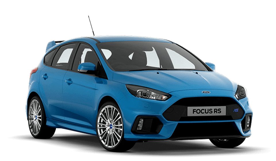 Ford Focus-rs