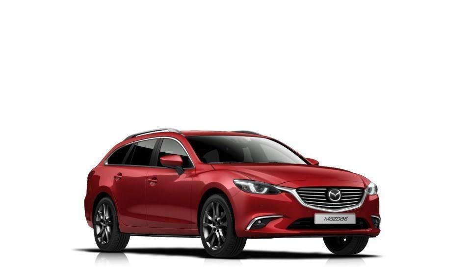 new mazda 6 cars for sale in east midlands