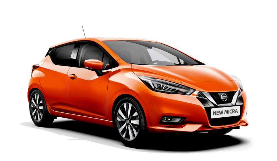 New Nissan Micra Cars For Sale In East Midlands